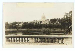 RP Washington Capitol from West Olympia, WA, Postcard by Ellis #1619 RPPC