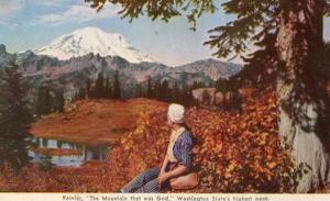 WA - Mount Rainier