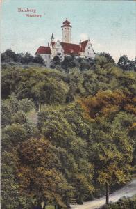 Altenburg, BAMBERG (Bavaria), Germany, 1900-1910s