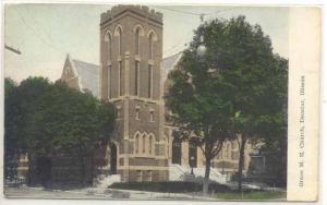 Grace M.E. Church, Decatur, Illinois, PU-1908