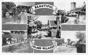 Beautiful Island Villages, Bonchurch, Winkle Street I.o.W. 1956