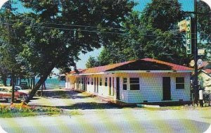 Canada Ontario North Bay Ormondia Beach Motel