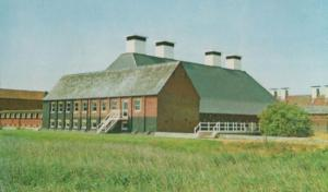 Aldeburgh The Maltings Concert Hall 1970s Postcard