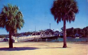 FL - Indian Rocks Beach. The Bridge