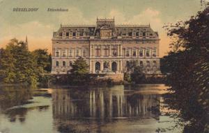 Dusseldorf (North Rhine-Westphalia), Germany, 1900-1910s ; Standehaus