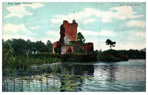 Ireland  Killarney  Ross Castle