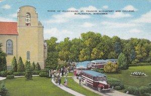 Wisconsin Burlington St Francis Monastery & College Pilgrimage sk4255