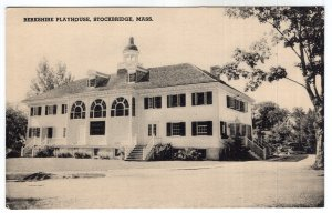 Stockbridge, Mass, Berkshire Playhouse