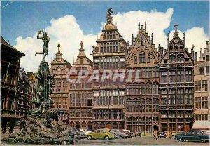 Postcard Modern Guarda If Fadrada Main