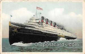 Str Seeandbee  Ship Postcard Post Card Postcard Post Card Str Seeandbee