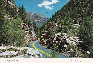 Highway 82 Aspen Colorado