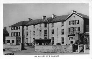 Beaumaris The Bulkeley Arms Postcard