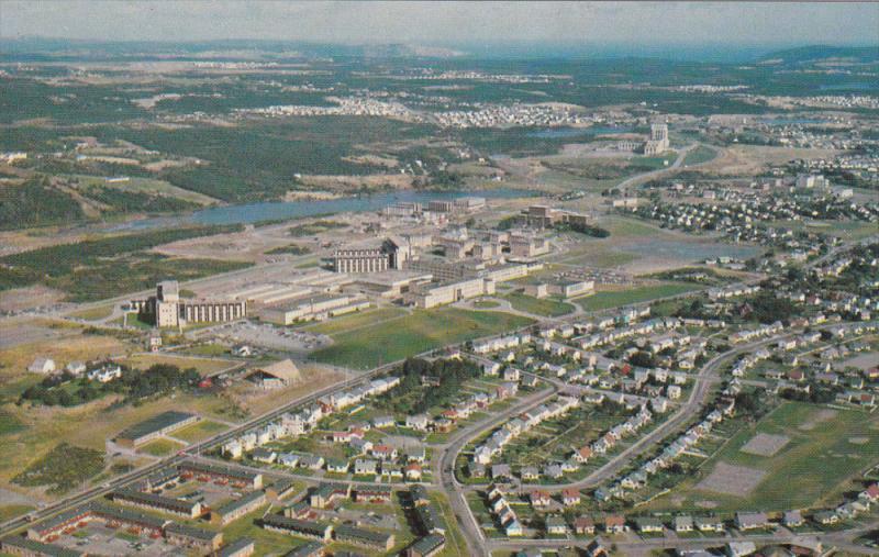 Prince Philip Parkway , ST JOHN'S, Newfoundland , Canada , 50-60s