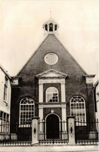 CPA JOURE Doopsgezinde Kerk NETHERLANDS (604623)