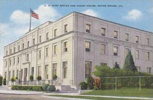 Louisiana Baton Rouge United States Post Office And Court House
