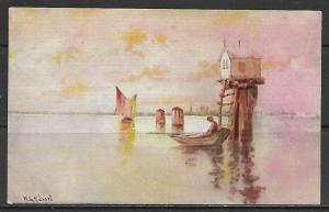 Reproduction of Painting by W.G. Russell - [MX-324]