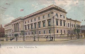 Pennsylvania Philadelphia United States Mint 1912 Rotograph