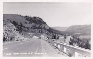 RP, Roadside View Near Rock Creek, British Columbia, Canada, 20-40´s