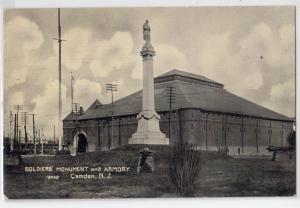 Soldiers Monument, Camden NJ