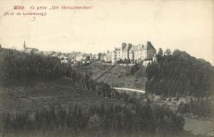 CPA Luxembourg, Wiltz Vue prise Om Stehkämmchen (30576)