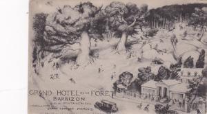 BARBIZON , France, 00-10s ; Grand Hotel De La Foret