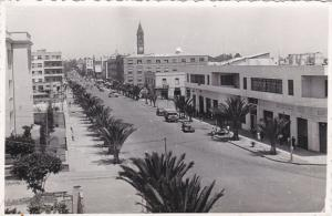 RP; ASMARA, ERITEA, 30-50s; Avenue Halle' Sellassle'