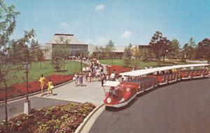 Miniature Train, Hershey's Chocolate World, HERSHEY, Pennsylvania, 40-60's