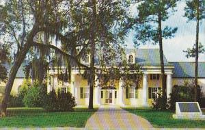 Florida White Springs Museum Building House Nine Diorama Depicting Stephen Fo...