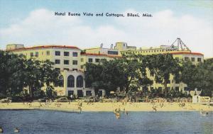 Hotel Buena Vista and Cottages, Biloxi, Mississippi, 10-20s