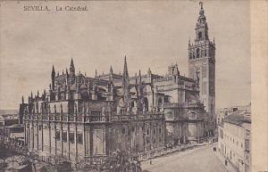 Spain Sevilla La Catedral