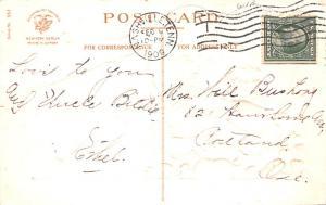 Valentines Day Post Card Old Vintage Antique Postcard Artist Ellen Clapsaddle...