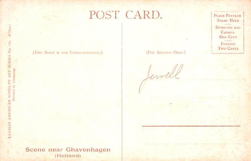 Chavenhagen Holland  Chavenhagen
