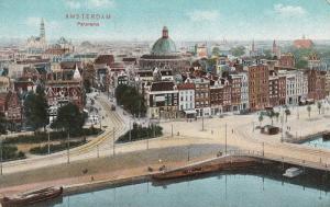 Panorama, Amsterdam, Netherlands, c. 1910s
