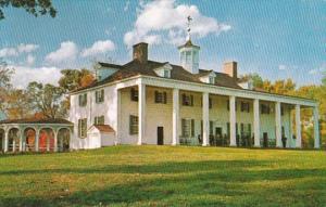 Virginia Mount Vernon East Front