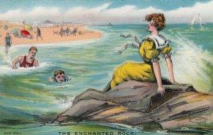 AS: Bathing Beauty , 00-10s ; The Enchanted Rock