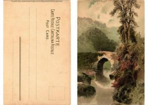 CPA Von Wald und Wiese Meissner & Buch Litho Serie 1230 (730612)