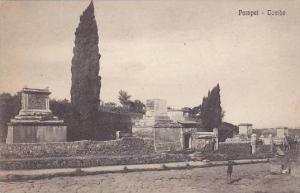 Pompei - Tombe, Campania, Italy, 00-10s