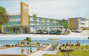 Florida Daytona Beach Safari Beach Motel With Pool