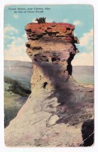 1907-15 Castle Buttes Near Colores Wyo. WY On Line Of Union Pacific DB Postcard