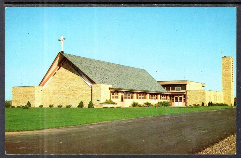 St John's Lutheran Church,Missouri Synod,Ladysmith,WI BIN