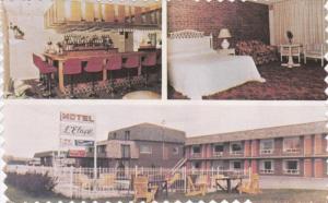 Motel L'Etape, MONT-LAURIER, Quebec, Canada, PU-1987