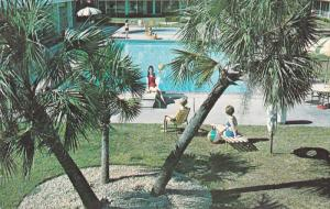 Swimming Pool, Holiday inn, TALLAHASSEE, Florida, 40-60´s