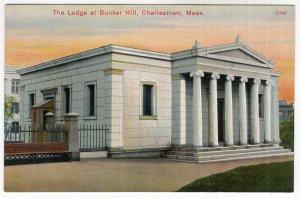 Charlestown, Mass, The Lodge at Bunker Hill