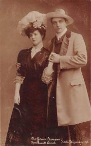 Elvira Clemens und Ewald Bach als Brautpaar, Vintage, Elegant, Couple