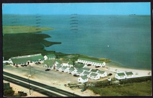 New Jersey ~ Paxson's Cabins 4 Miles from ATLANTIC CITY - pm1958 1950s-1970s