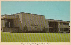 South Carolina Spartanburg City Hall