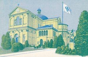 WASHINGTON DC , 50-60s ; Holy Sepulchre Shrine