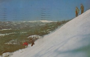 Cranmore Mountain , NORTH CONWAY , New Hampshire , 1958 ; Snow Skiing