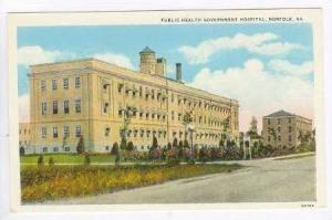 Public Health Government Hospital, Norfolk, Virginia, 00-10s