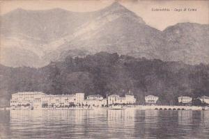 Italy Lago di Como Veduta di Cadenabbia